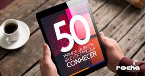 50 termos mais utilizados na indústria gráfica